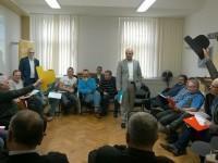 szkolenie grupy robotniczej