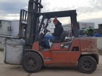 szkolenie na obsługę wózka jezdniowego podnośnikowego II WJO 3