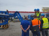 szkolenie obsługi podestu wolnobieżnego terenowego